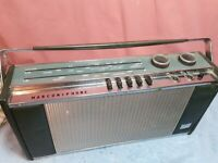 Rare Marconiphone Vintage G Marconi Radio