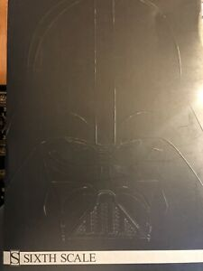 Sideshow Collectibles Star Wars ROTJ Darth Vader Deluxe 1/6 Scale (No Base)