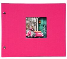 Goldbuch 26 898 Schraubalbum Bella Vista 30x25 pink Schraubalben