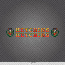01177 Hetchins Bicycle Stickers - Decals - Transfers
