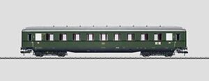 Märklin 58144 Knot-Express 2.Kl.B4üwe DB Ep3 Green New Boxed
