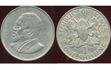 KENYA  1 shilling  1968