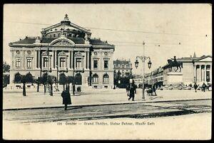 CP SUISSE  GENEVE  grand theatre    (47)