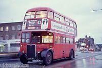 London Transport RT1989 Barkingside March 1979 Bus Photo