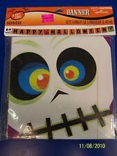 Halloween Pals Party Decoration Jointed Paper Banner