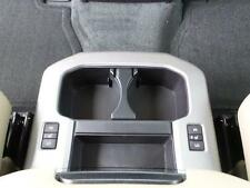 CENTER CONSOLE CUP HOLDER INSERT DIVIDER FOR TOYOTA SEQUOIA 08-17 For Second Row