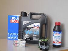 Sistema de mantenimiento HONDA VFR 1200F x Filtro de aceite bujía Servicio