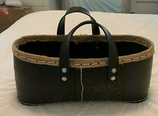 RECYCLED Rubber Tire Upcycled Purse Tote Bag Handmade Boho Hippie