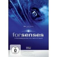 FORSENSES A FASCINATING JOURNEY THROUGH... DVD NEW