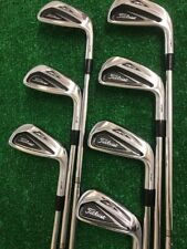 TITLEIST 716 AP2 AP-2 FORGED IRONS 4-PW DYNAMIC GOLD AMT S300 STIFF