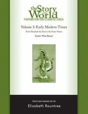 Story of the World Test and Answer Key Booklet: Early Modern Times Vol.3