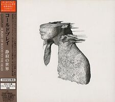 COLDPLAY A Rush Of Blood To The Head JAPAN CD OBI TOCP-66020