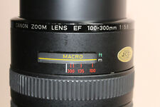 Zoom Canon EF 100-300 mm 5,6