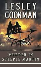 Murder in Steeple Martin (Libby Sarjeant Mysteries 1), Lesley Cookman | Paperbac
