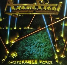 Agent Steel - Unstoppable Force [CD New]