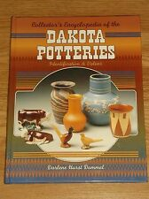 COLLECTOR'S ENCYCLOPEDIA OF THE DAKOTA POTTERIES-DOMMEL 174 PGS 1996 HARDCOVER