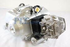 110CC ATV DIRT BIKE MOTOR ENGINE W/ AUTO ELECTRIC BOTTOM STARTER 9  EN13-SET