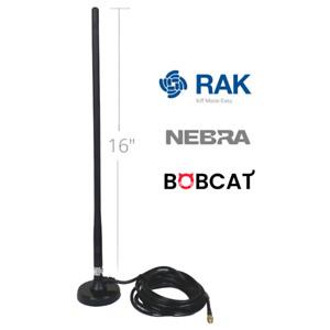 Helium Hotspot Miner 5.8 dBi Indoor Antenna & Magnet Base for RAK Nebra Bobcat