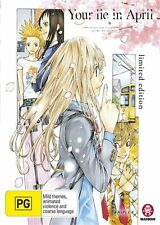 Your Lie in April Part 1: Eps 1-11 Limited Coll [Blu-ray]