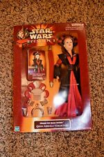 BRAND NEW STAR WARS EPISODE I ULTIMATE HAIR QUEEN AMIDALA COLLECTION DOLL HASBRO