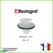 AGRAFES  PANNEAU DE PORTES  PEUGEOT 106- 205- 306- 309- 405- 406- 605- 806