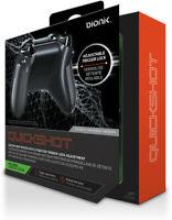 BIONIK BNK-9011 QUICKSHOT XBOX ONE Custom Controller Grip Black [New ]