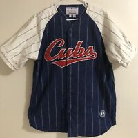 Vintage Mirange MLB Sammy Sosa Chicago Cubs Baseball Jersey Men's M