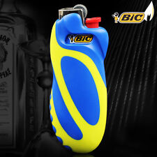 Plastic and nylon BIC lighter case holder cover for BIC lither J5 model,BF2-1
