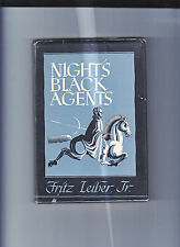 NIGHT'S BLACK AGENTS-FITZ LEIBER-ARKHAM HOUSE 1ST ED 1947-HB/DJ-CLASSIC HORRORS