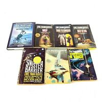 Eric Frank Russell Book Lot Vintage Sci Fi 1960s - 1980s Men Martians Machines