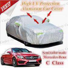 Premium Waterproof Aluminum Car Cover Medium Mercedes-Benz C Class C200 C250 180