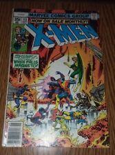 X Men #113 (Marvel 1978) Mid Grade