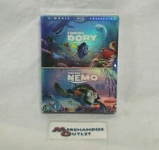 Finding Nemo/Finding Dory 2-Movie Collection (Blu-Ray)