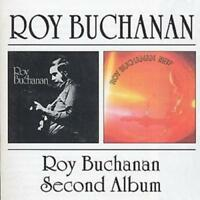 Roy Buchanan : Roy Buchanan/Second Album CD (2012) ***NEW*** Fast and FREE P & P