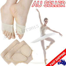 Foot Thongs Toe Undies Forefoot Shoes Ballet Dance Paws Pad Cover Half Lyrical