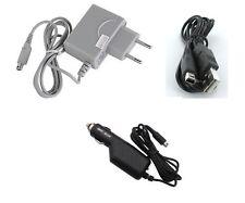 Cargador Cargador+Encendedor+ USB Para Nintendo Dsi 2DS (Nuevo) 3DS Nuevo 2DS XL