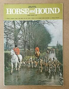 Magazine - Horse and Hound Contents & Index Shown - Various