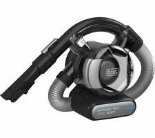 BLACK + DECKER Dustbuster Flexi PD1020LP-GB Handheld Vacuum Cleaner Black Chrome