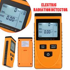 EMF Meter Meterk Strahlung Detektor LCD Digital Strahlenmessgerät GM3120