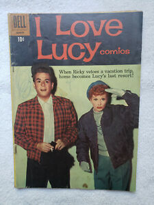 I Love Lucy #30 (Mar 1961, Dell) [GD/VG 3.0]