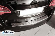 Edelstahl Ladekantenschutz V2A Matt für Opel Meriva B ab 2010 Abkantung