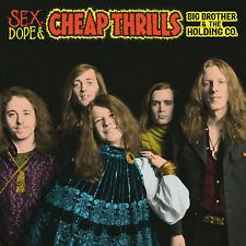 Big Brother & the Holding Company - Sex, Dope & Cheap Thrills - New Vinyl 2LP