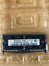 Mint! Hynix 4GB DDR3 1600MT/s 204-SODIMM HMT351S6CFR8C Memory Module
