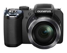Olympus Stylus Black Digital Cameras