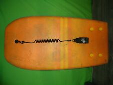 vintage original Morey Boogie board 139 with morey fins