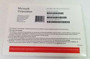 Microsoft Windows Home 10 64bit Eng Intl 1pk DSP OEI  Actual DVD  NEW/SEALED