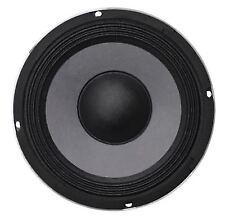 "Soundlab L041 8"" Bass Chassis Speaker 200w 8ohm"