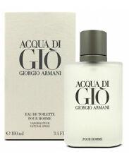 Giorgio Armani Acqua Di Gio' Uomo 100ml Eau De Toilette spray vapo idea regalo