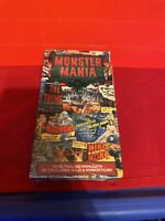 Monster Mania VHS Movie