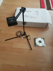 ABISEE Zoom-Ex Book to Speech - Automatic Reading for Blind or Low Vision